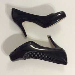 Steve Madden High Heel Patent Leather Size 8 1/2